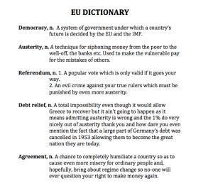 eu dictionary